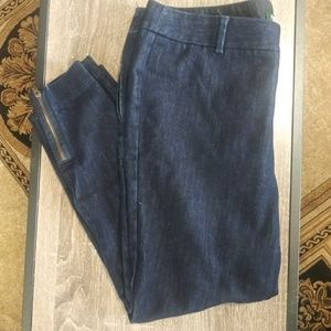 J. Crew Ankle Skinny Jeans-NWOT